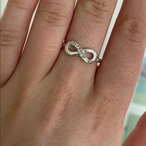 Infinity silver ring BUY ONE GET ONE 50% OFF RINGS